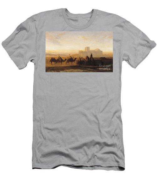The Caravan Men's T-Shirt (Athletic Fit)