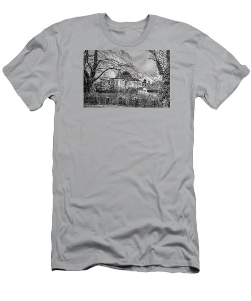 Men's T-Shirt (Slim Fit) featuring the photograph The Claremont by Jeremy Lavender Photography