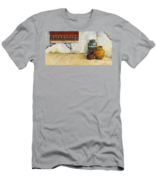 The Clay Pots Men's T-Shirt (Athletic Fit)