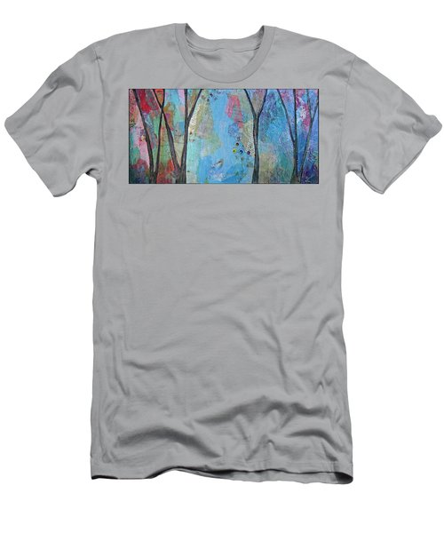 The Clearing I Men's T-Shirt (Athletic Fit)