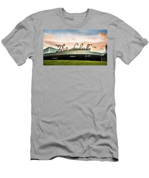 Men's T-Shirt (Slim Fit) featuring the photograph The Club Panorama by Parker Cunningham