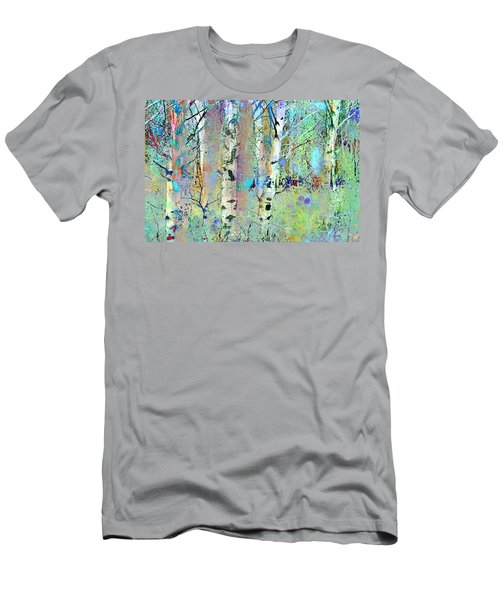 The Colouring Book In The Forest Men's T-Shirt (Athletic Fit)