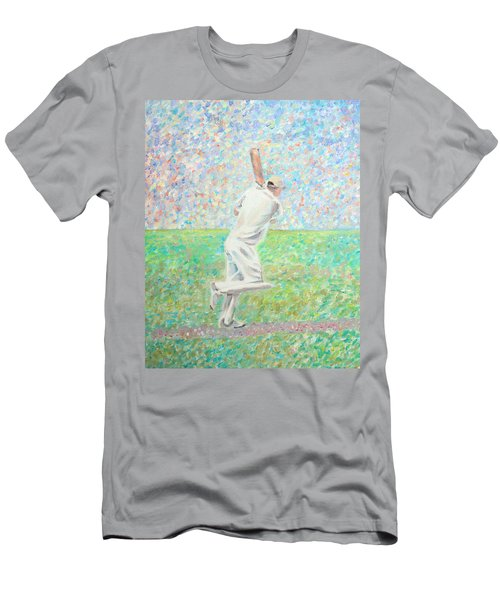 The Cricketer Men's T-Shirt (Athletic Fit)
