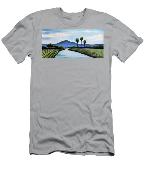 The Delta Men's T-Shirt (Athletic Fit)