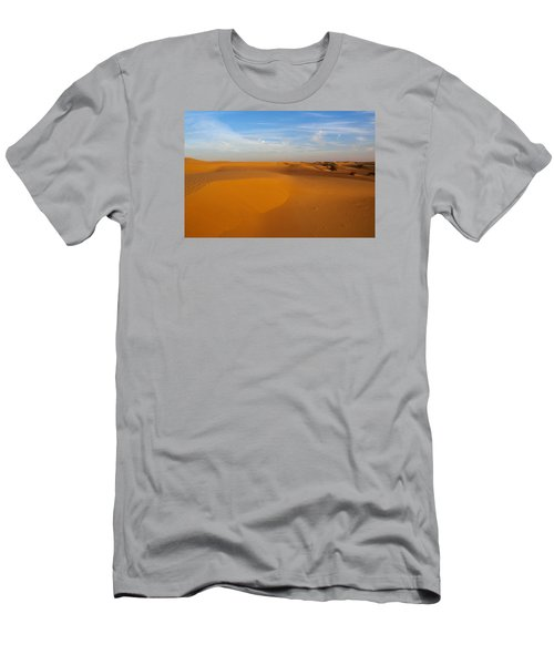 The Desert  Men's T-Shirt (Slim Fit) by Jouko Lehto