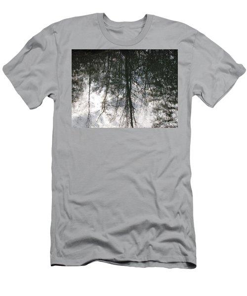The Devic Pool 1 Men's T-Shirt (Slim Fit) by Melissa Stoudt