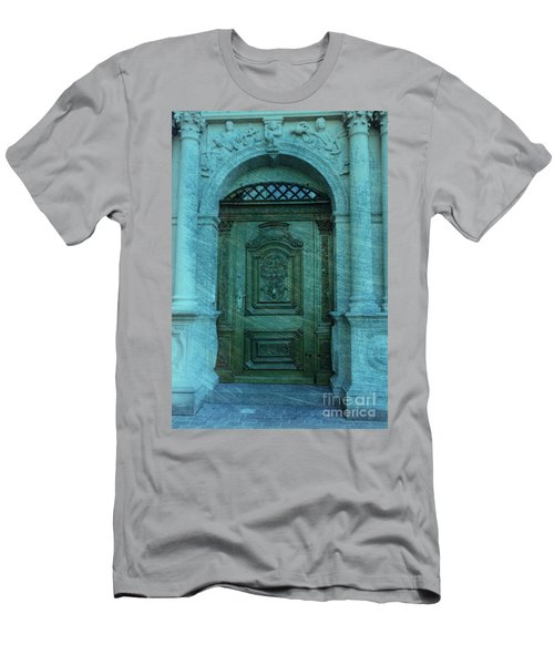 The Door To The Secret Men's T-Shirt (Athletic Fit)