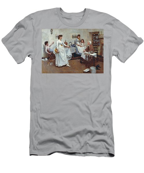 The Dress Rehearsal Men's T-Shirt (Athletic Fit)