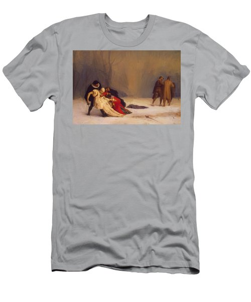The Duel After The Masquerade Men's T-Shirt (Athletic Fit)