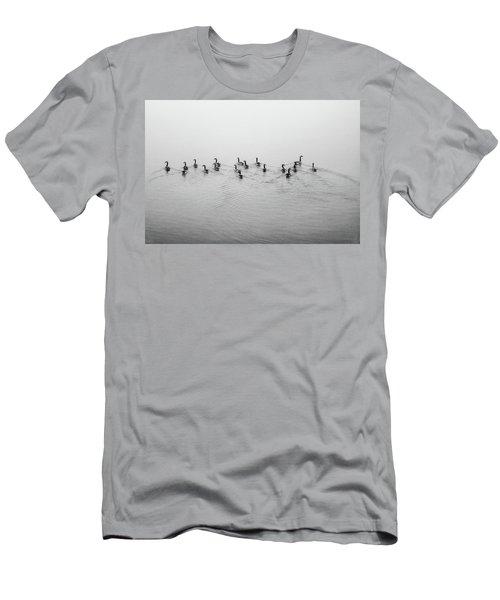 The Foggy Passage Men's T-Shirt (Athletic Fit)