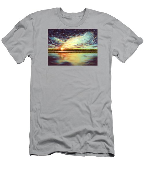 The Glory Of God Men's T-Shirt (Athletic Fit)