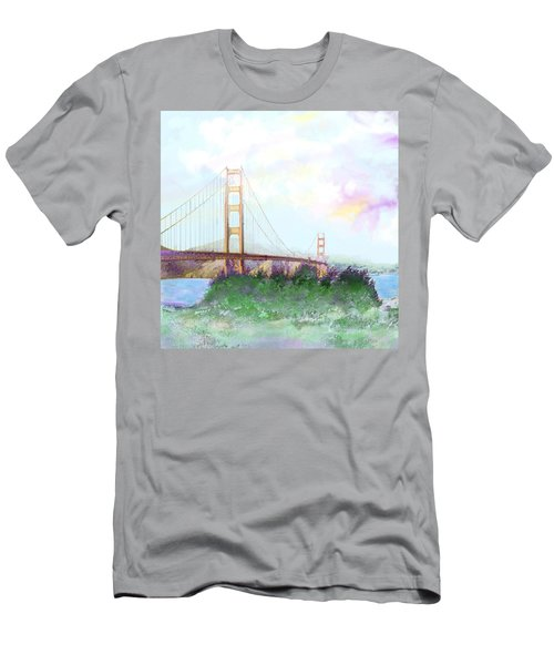 The Golden Gate Men's T-Shirt (Slim Fit)