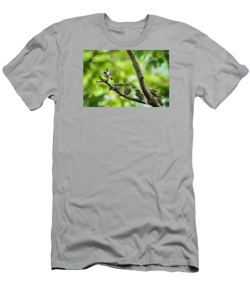 The Gossip Branch Men's T-Shirt (Athletic Fit)