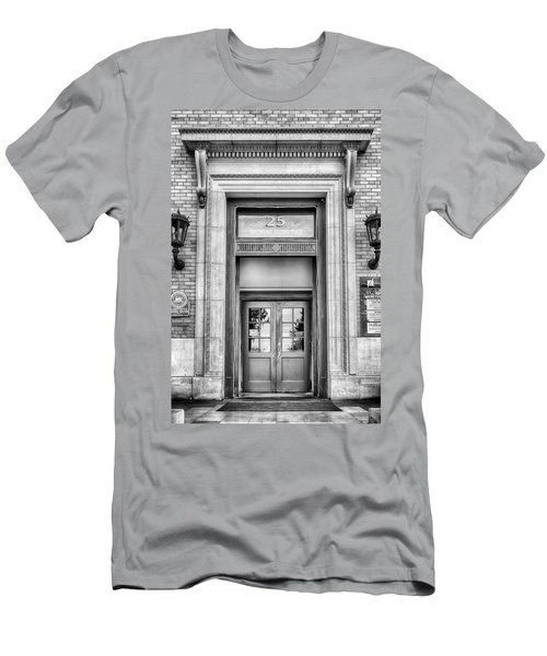 Men's T-Shirt (Athletic Fit) featuring the photograph The Hippodrome  by Howard Salmon