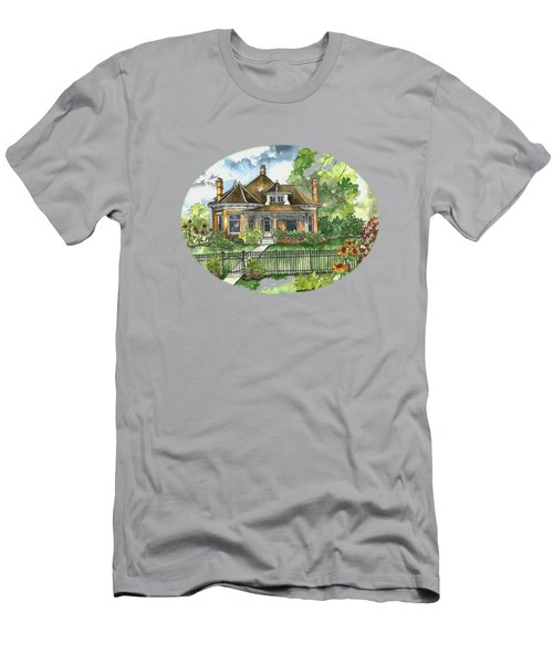 The House On Spring Lane Men's T-Shirt (Athletic Fit)