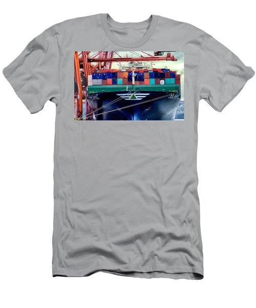 The Hyundai Faith Seattle Washington Men's T-Shirt (Athletic Fit)