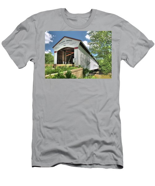 The Jackson Covered Bridge Men's T-Shirt (Athletic Fit)