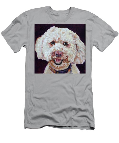 The Labradoodle Men's T-Shirt (Athletic Fit)