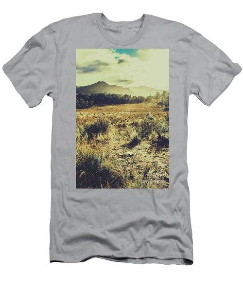 The Last Light Men's T-Shirt (Athletic Fit)