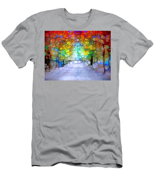 The Laughing Forest Men's T-Shirt (Athletic Fit)