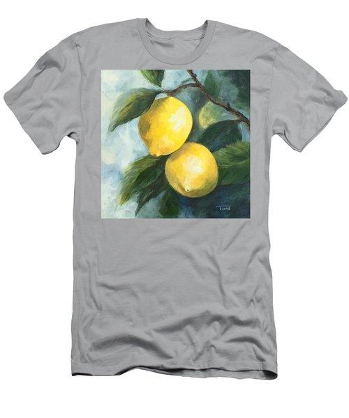 The Lemon Tree Men's T-Shirt (Athletic Fit)