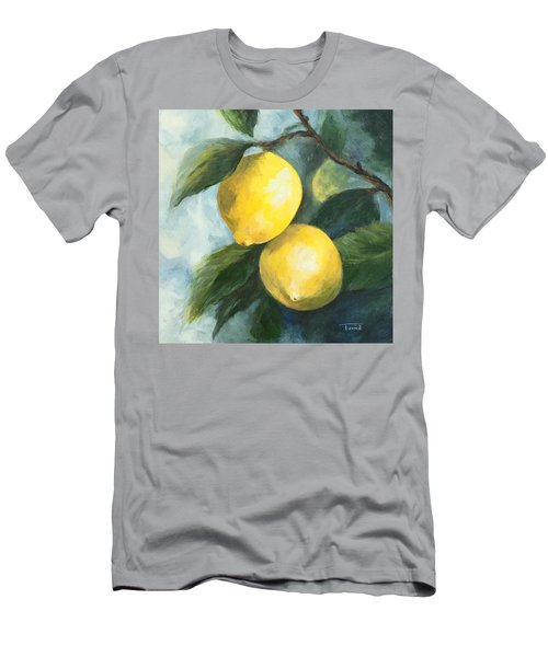 The Lemon Tree Men's T-Shirt (Athletic Fit)