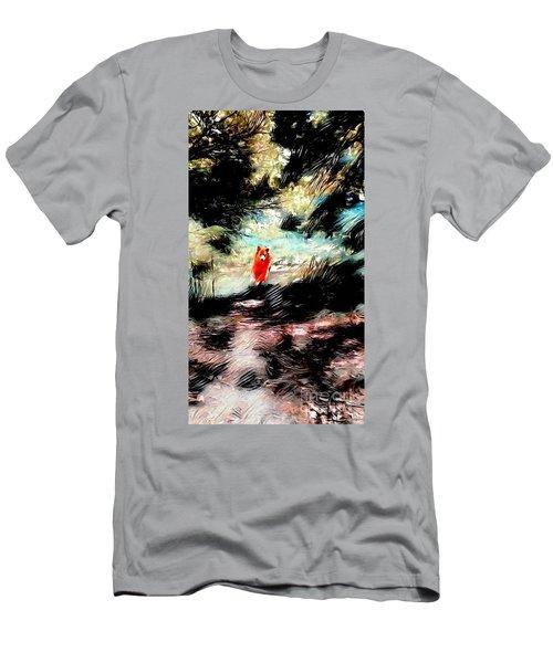 The Little Wood Nymph Men's T-Shirt (Athletic Fit)