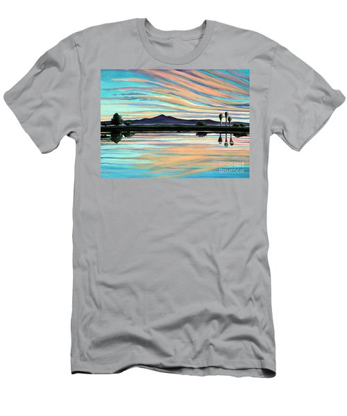 The Magic Is In The Water Men's T-Shirt (Athletic Fit)