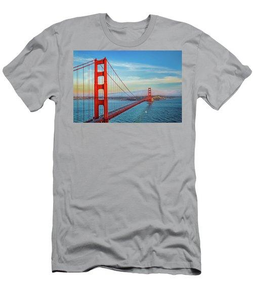 Men's T-Shirt (Slim Fit) featuring the photograph The Majestic by Az Jackson