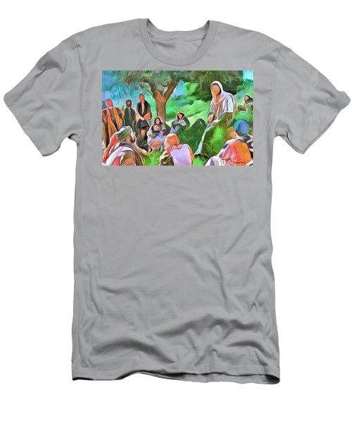 The Master Teacher Men's T-Shirt (Slim Fit)