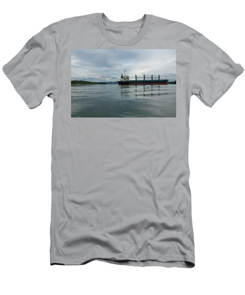 The Mighty Columbia Men's T-Shirt (Athletic Fit)