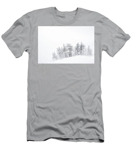 The Minimal Forest Men's T-Shirt (Athletic Fit)