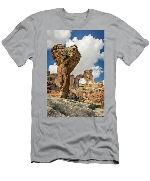 The Molar And Angel Arch Men's T-Shirt (Athletic Fit)