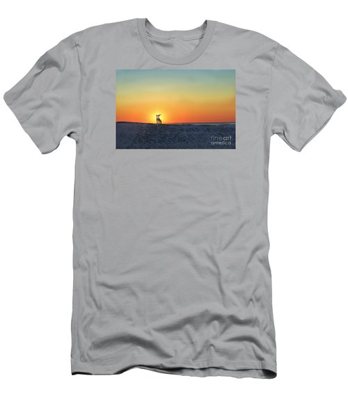 The Morning Watchtower Men's T-Shirt (Athletic Fit)