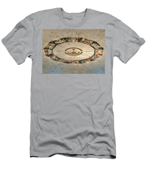 The Mural Men's T-Shirt (Athletic Fit)