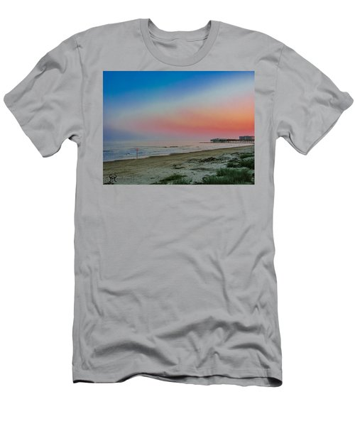 Men's T-Shirt (Slim Fit) featuring the photograph The Night Before Rita by Karen Musick