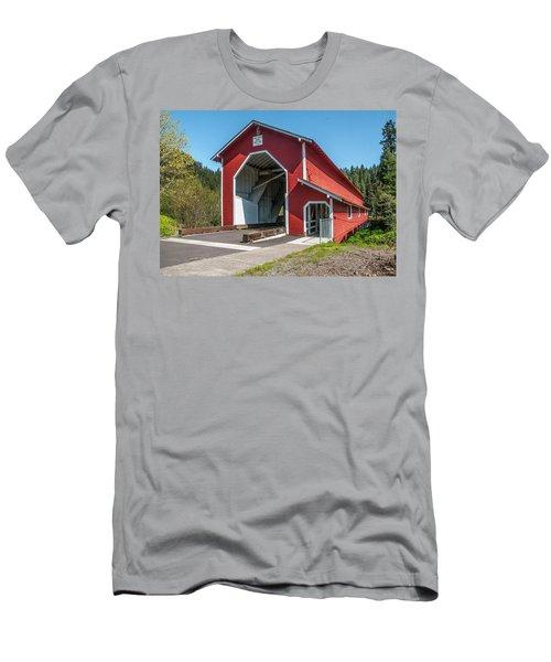 The Office Bridge Men's T-Shirt (Athletic Fit)