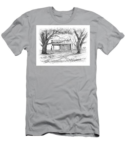 The Old Richardson Place Men's T-Shirt (Athletic Fit)