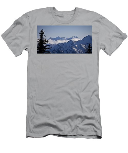 The Olympics Men's T-Shirt (Athletic Fit)