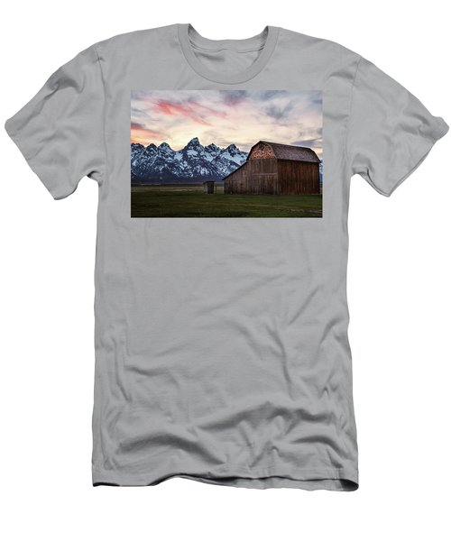 The Other Moulton Barn Men's T-Shirt (Athletic Fit)