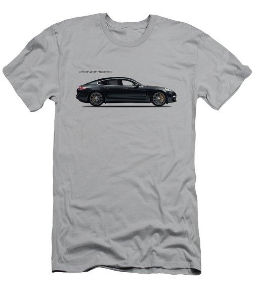 The Panamera Men's T-Shirt (Athletic Fit)