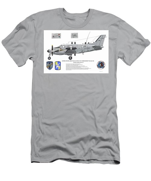 The Patriot Profile Men's T-Shirt (Athletic Fit)