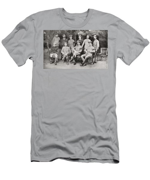 The Peace Conference That Ended Men's T-Shirt (Athletic Fit)
