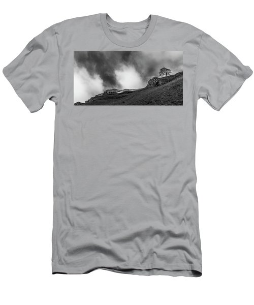 The Peak Tree Men's T-Shirt (Athletic Fit)