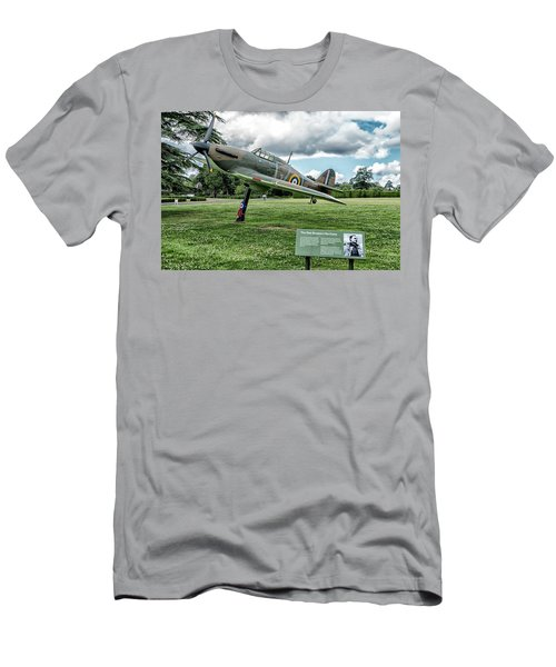 The Pete Brothers Hurricane Men's T-Shirt (Slim Fit) by Alan Toepfer