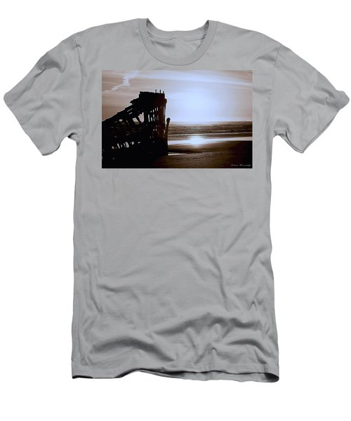 The Peter Iredale 7 Men's T-Shirt (Athletic Fit)