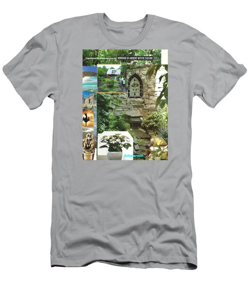 The Prayerful Garden Men's T-Shirt (Athletic Fit)