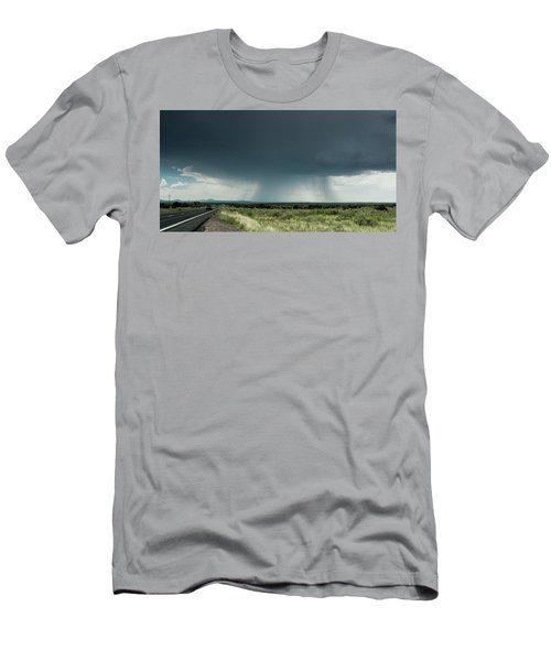 The Rain Storm Men's T-Shirt (Athletic Fit)
