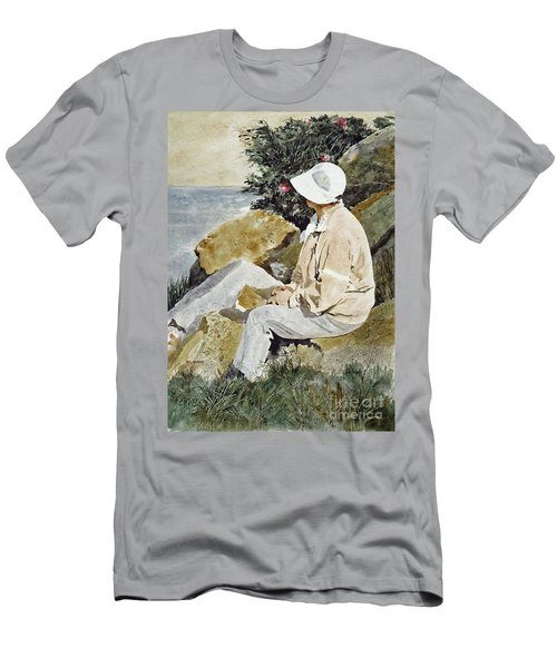 The Respite Men's T-Shirt (Athletic Fit)