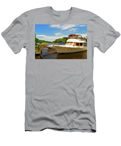 The Rondout At Eddyville Men's T-Shirt (Athletic Fit)